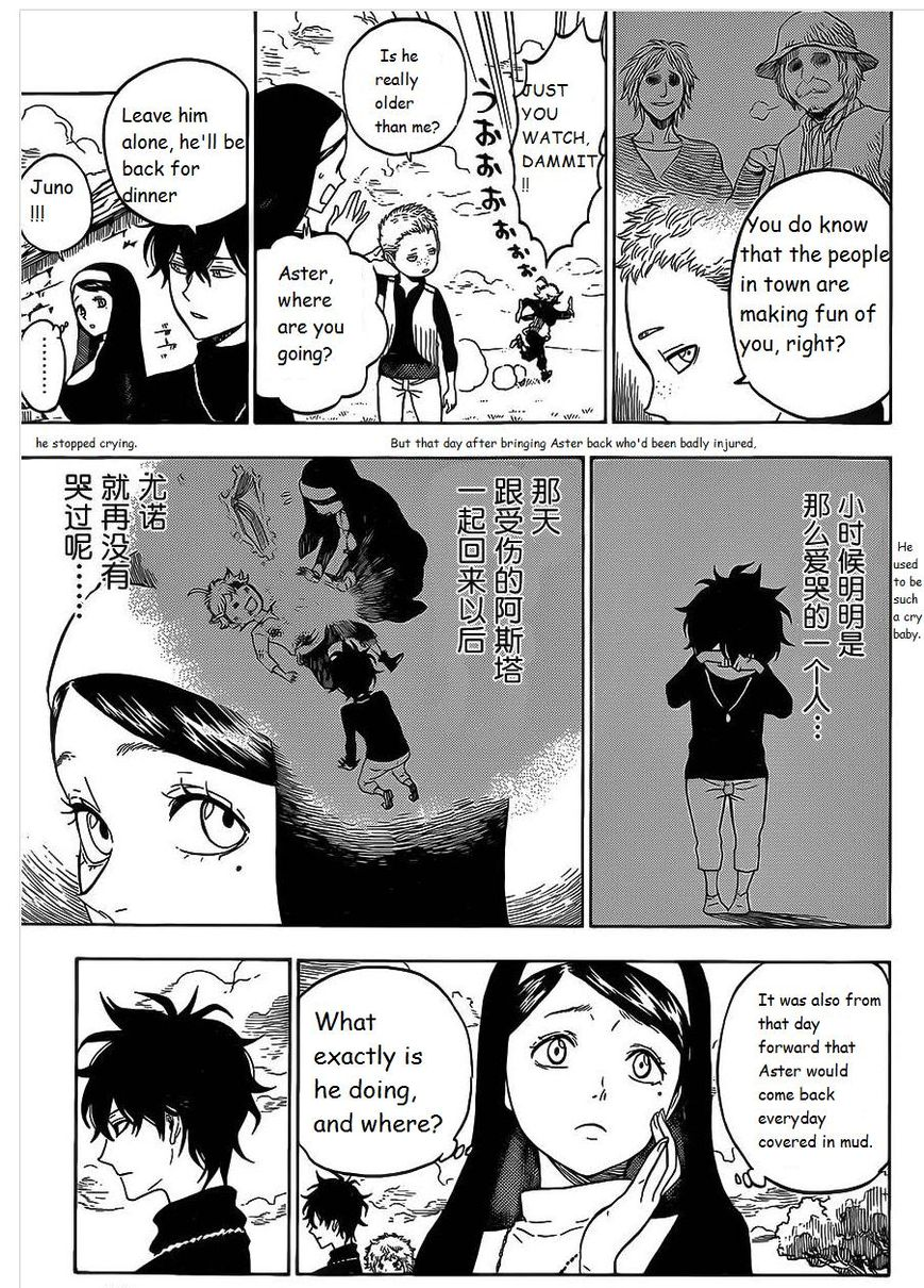 Black Clover, Chapter 1 The Boy's Vow (Fixed) image 016