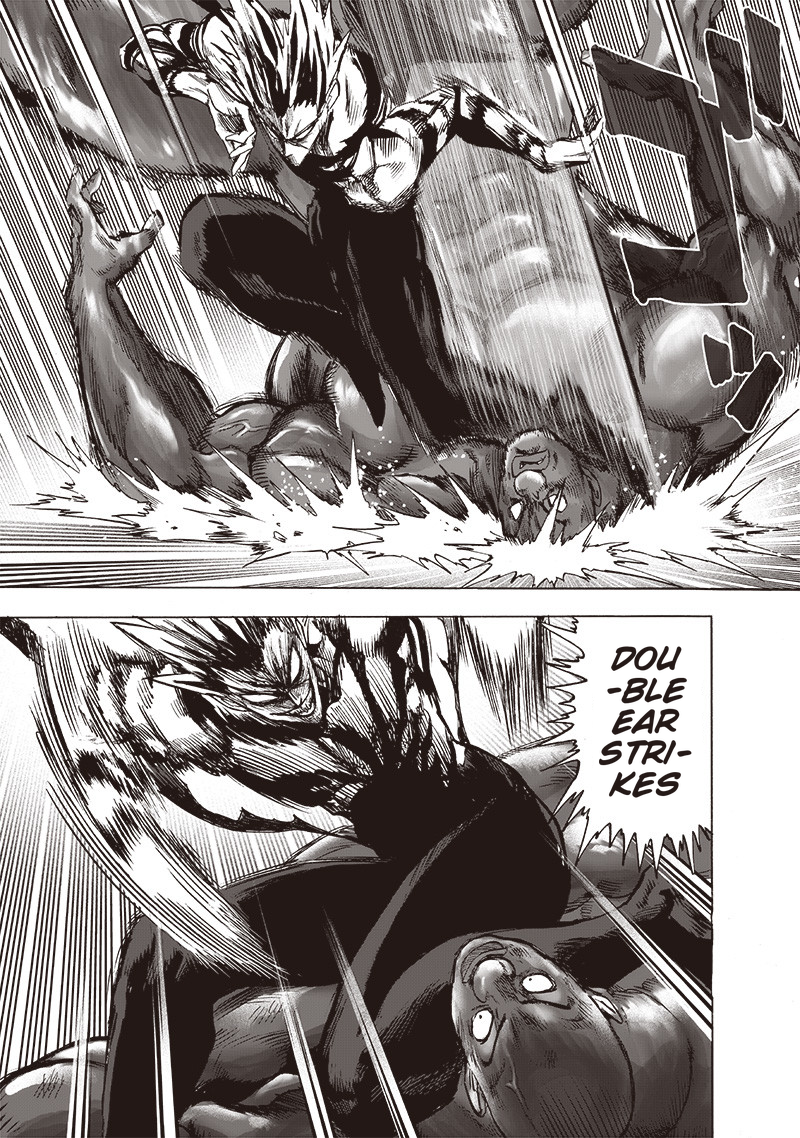 One Punch Man, Chapter 129 image 020