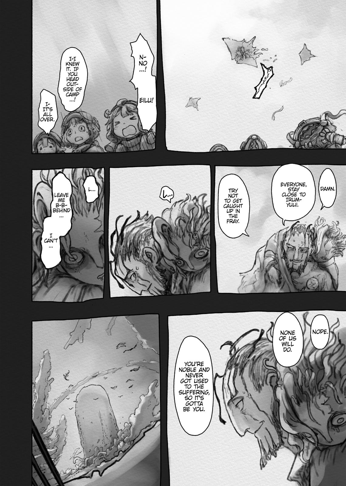 Made In Abyss, Chapter Hello,Abyss 51 image 020