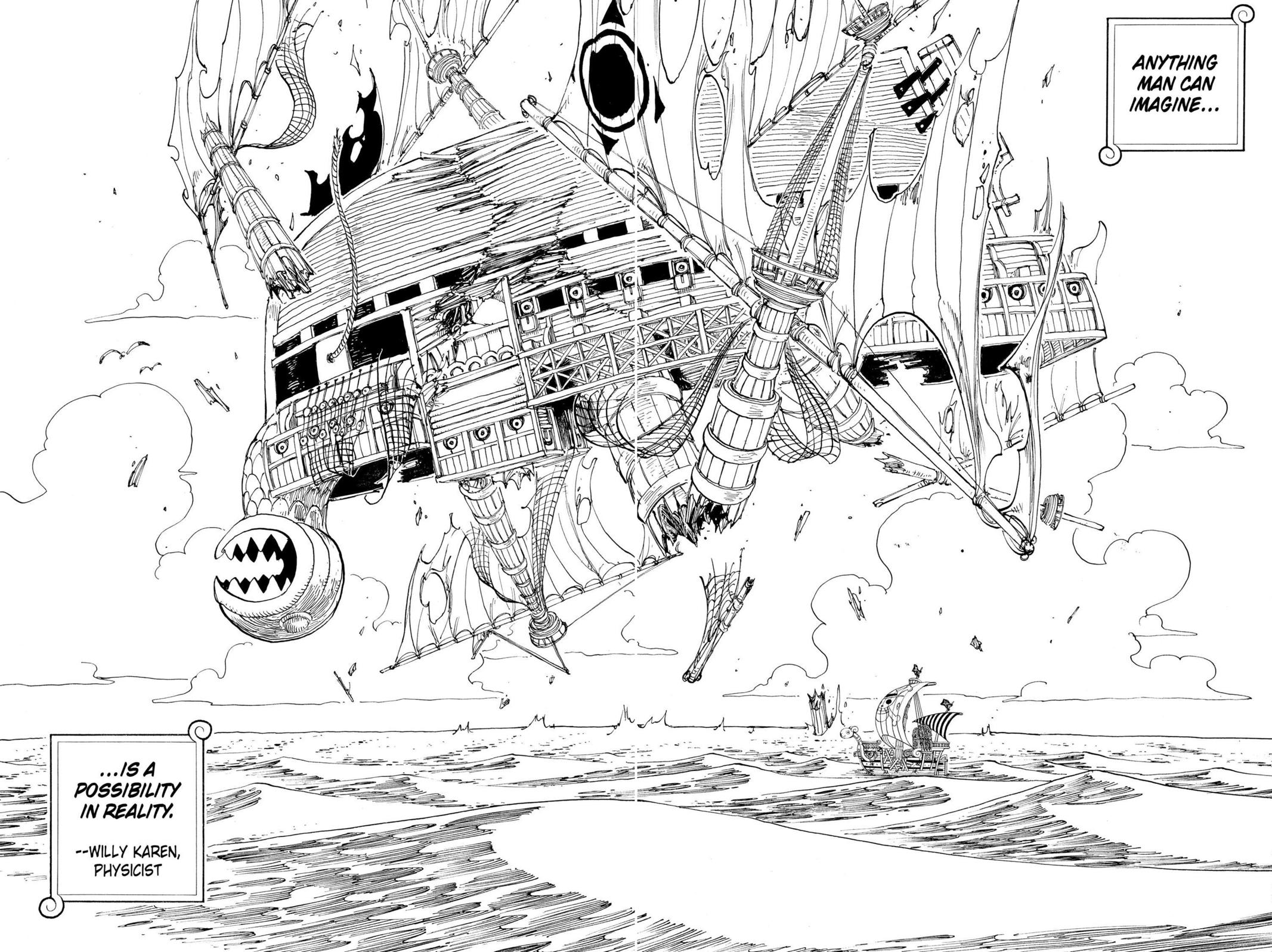 One Piece, Chapter 218 image 014