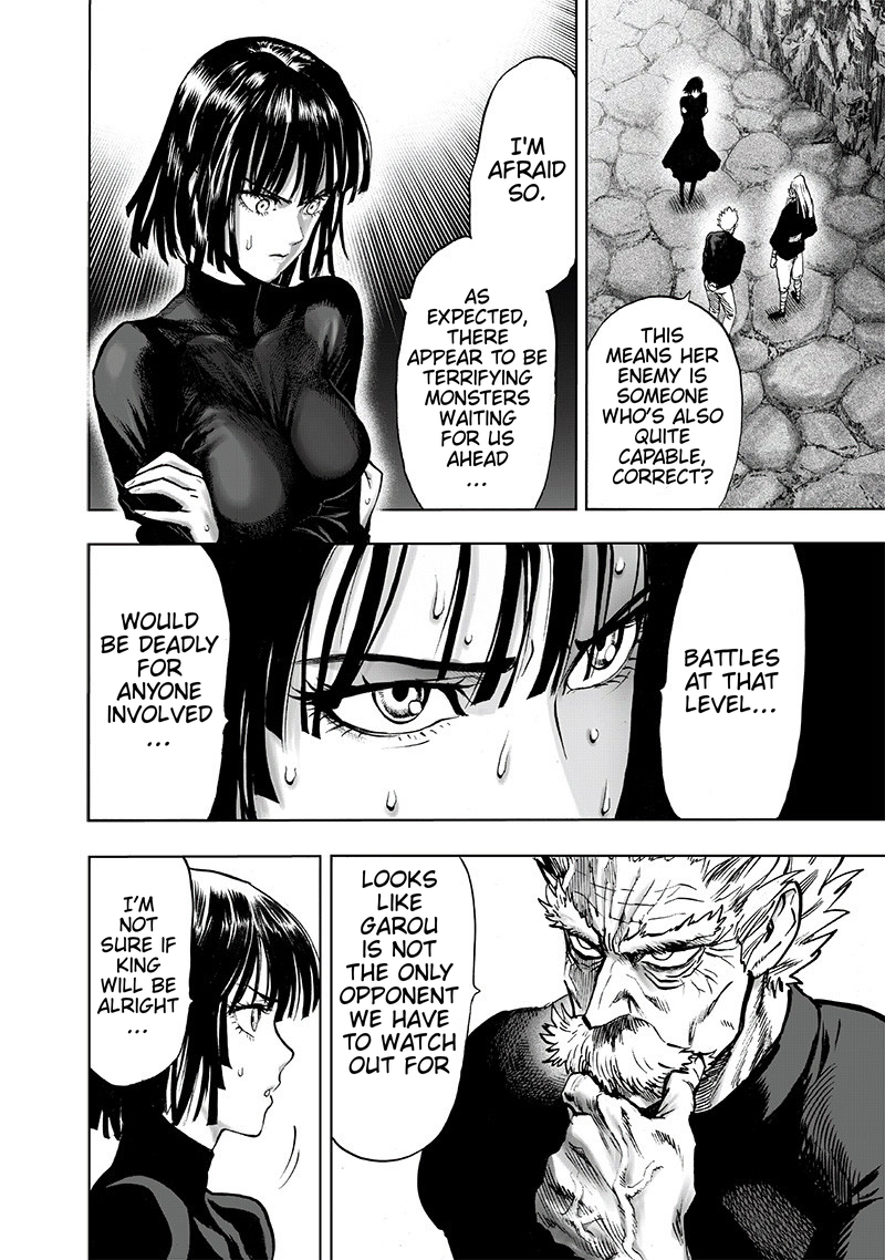 One Punch Man, Chapter 109 image 011