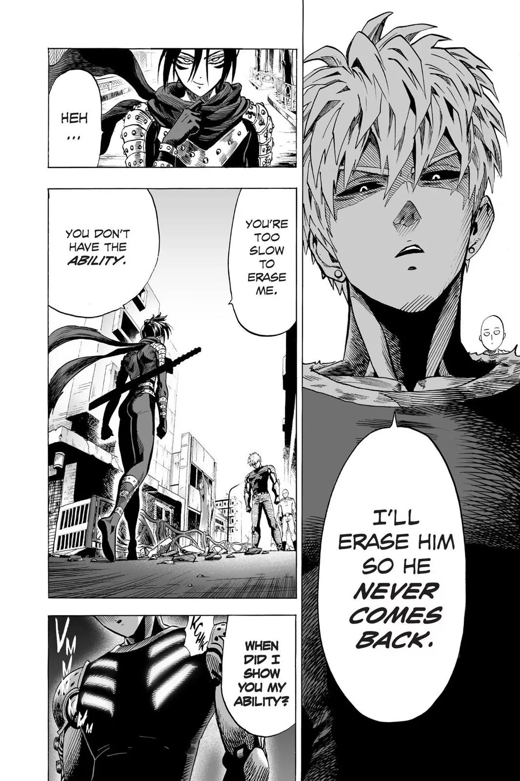One Punch Man, Chapter Onepunch-Man 44 image 004