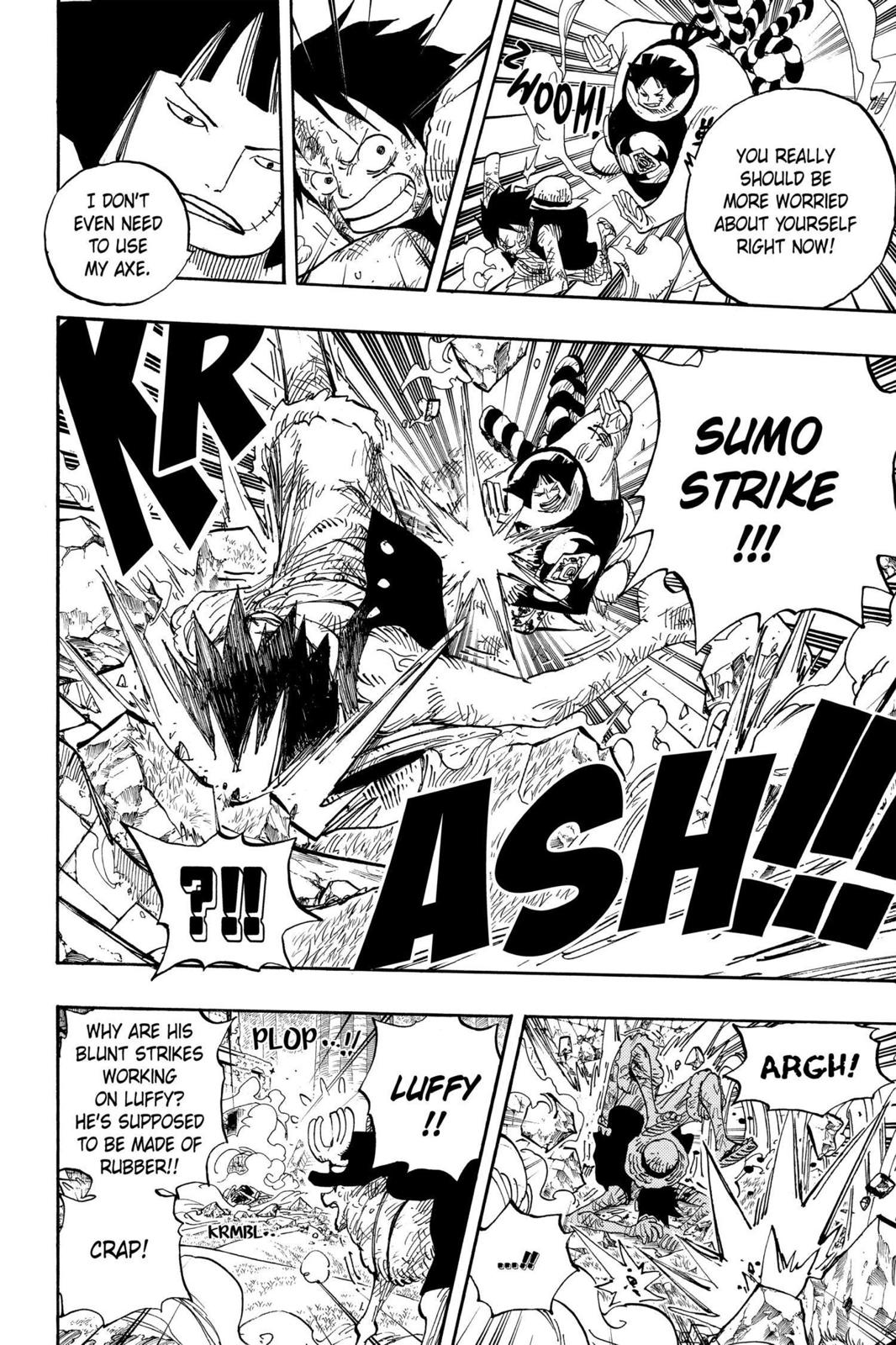 One Piece, Chapter 512 image 013