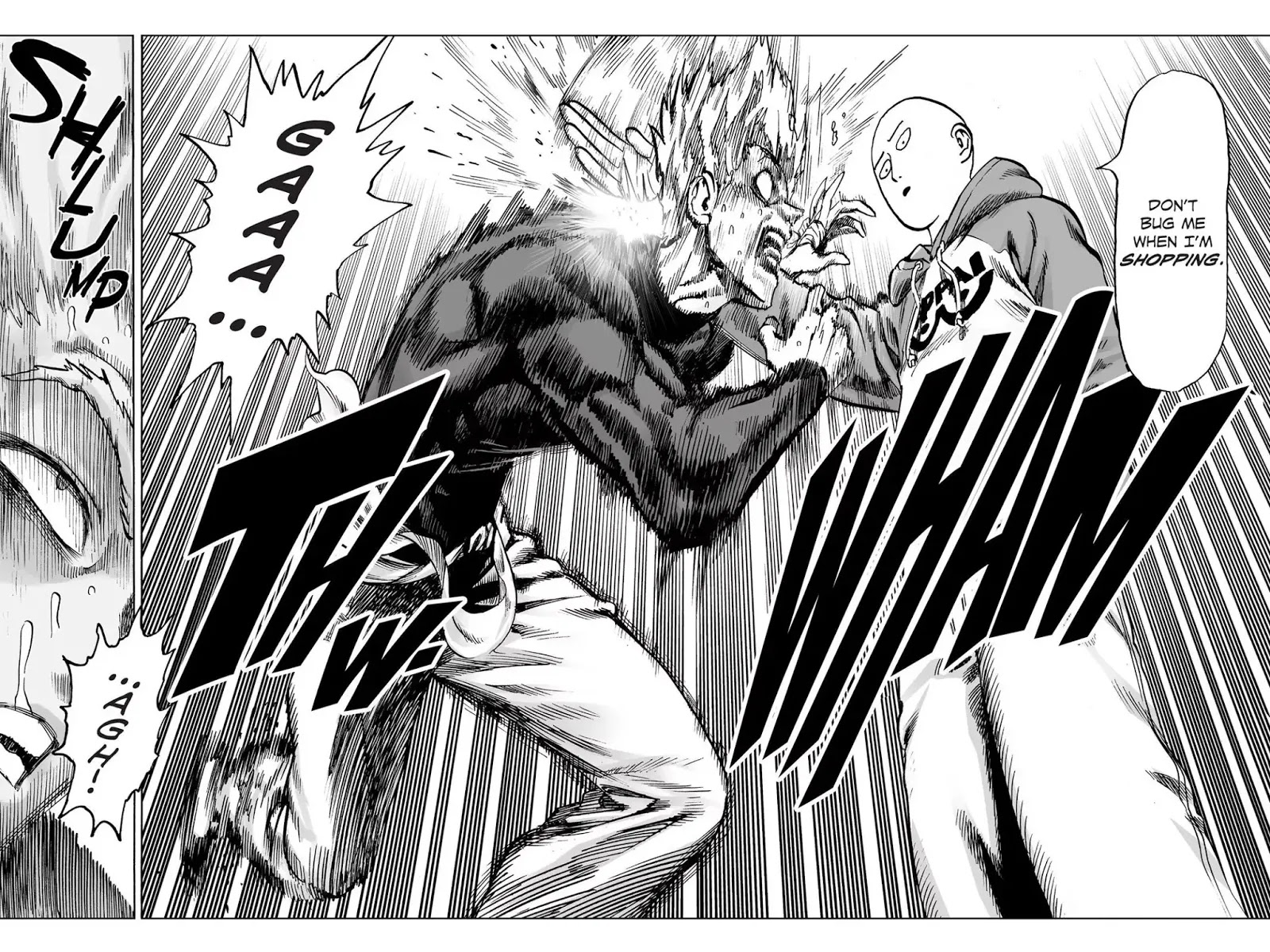 One Punch Man, Chapter Onepunch-Man 51 image 010