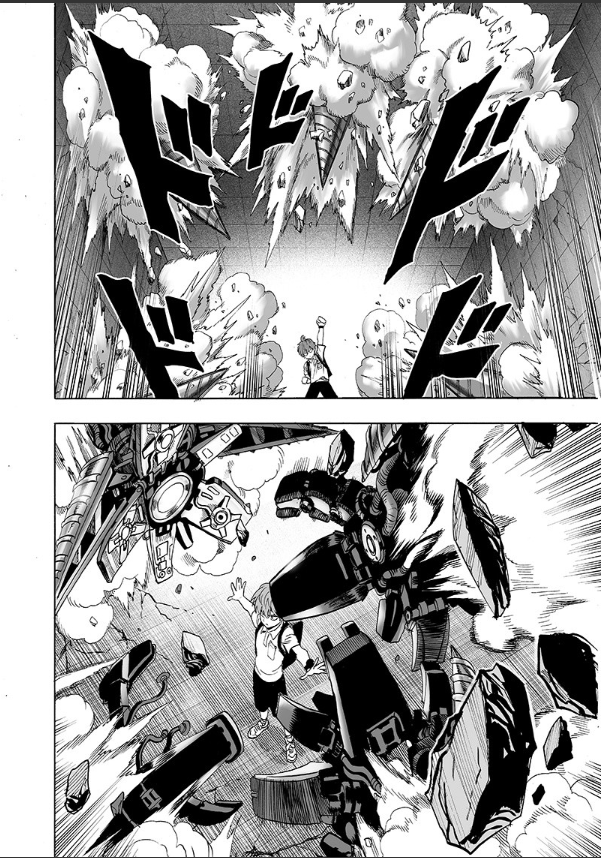 One Punch Man, Chapter Onepunch-Man 98 image 032