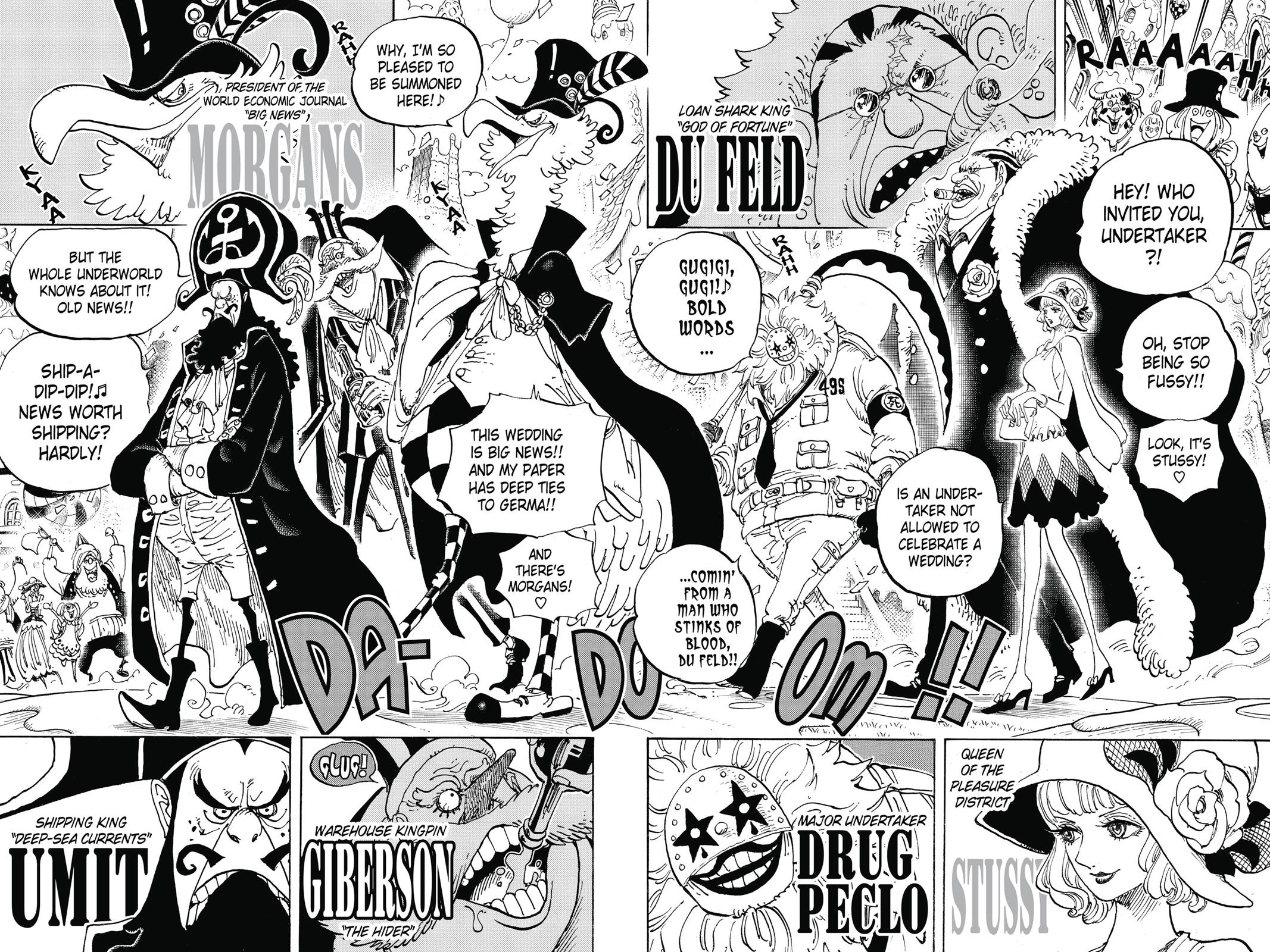 One Piece, Chapter 860 image 007