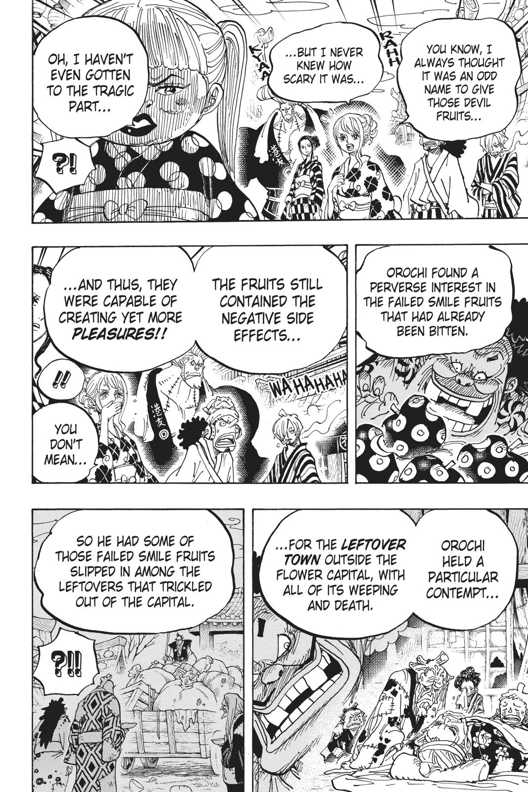 One Piece, Chapter 943 image 018