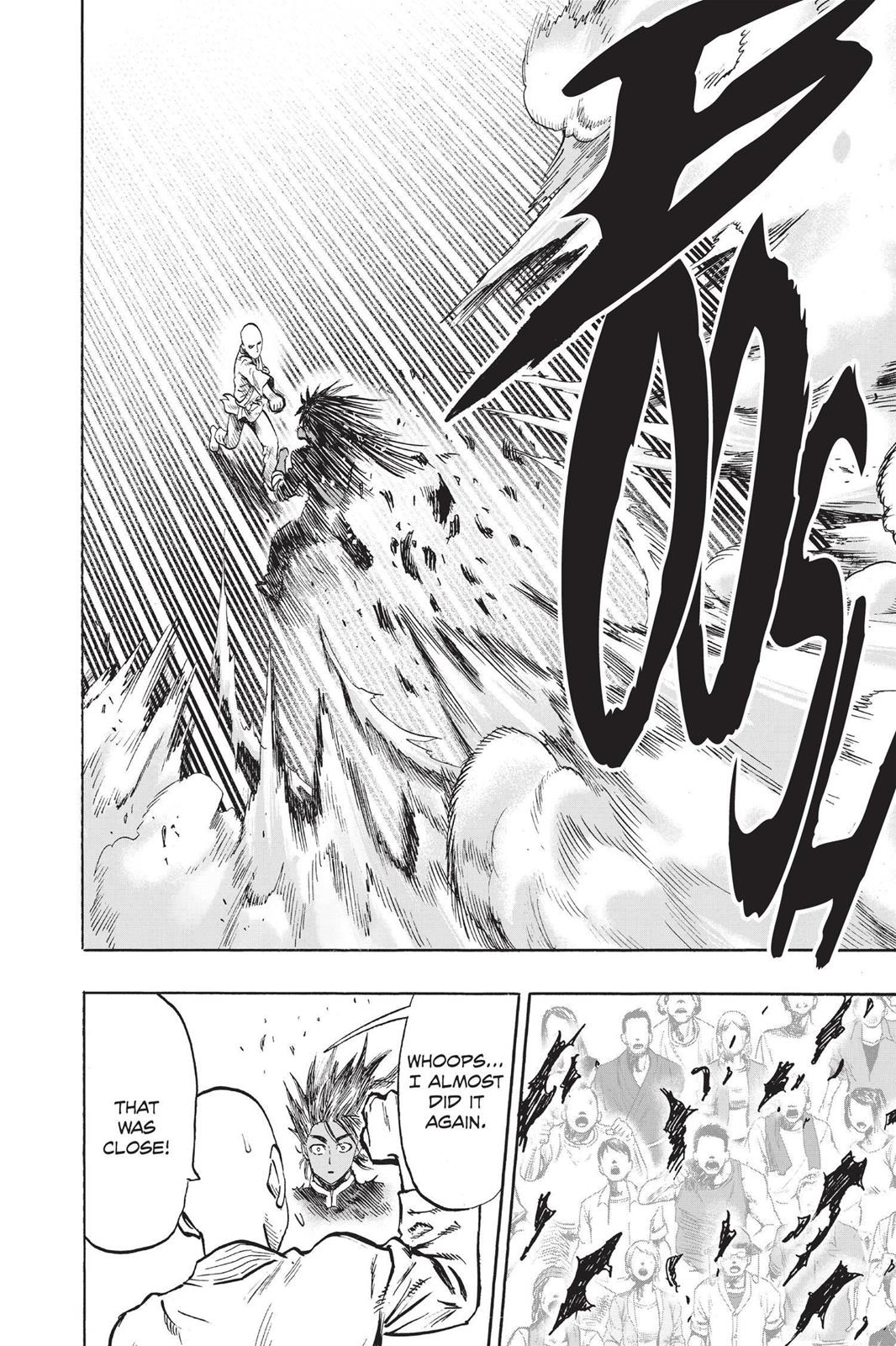 One Punch Man, Chapter Punch 70 image 052