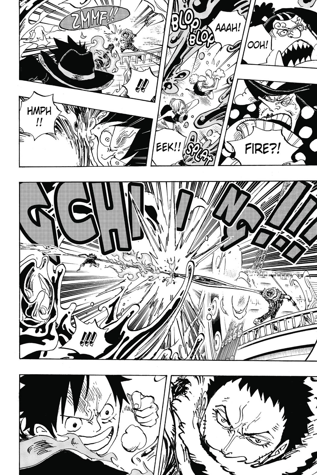 One Piece, Chapter 877 image 009