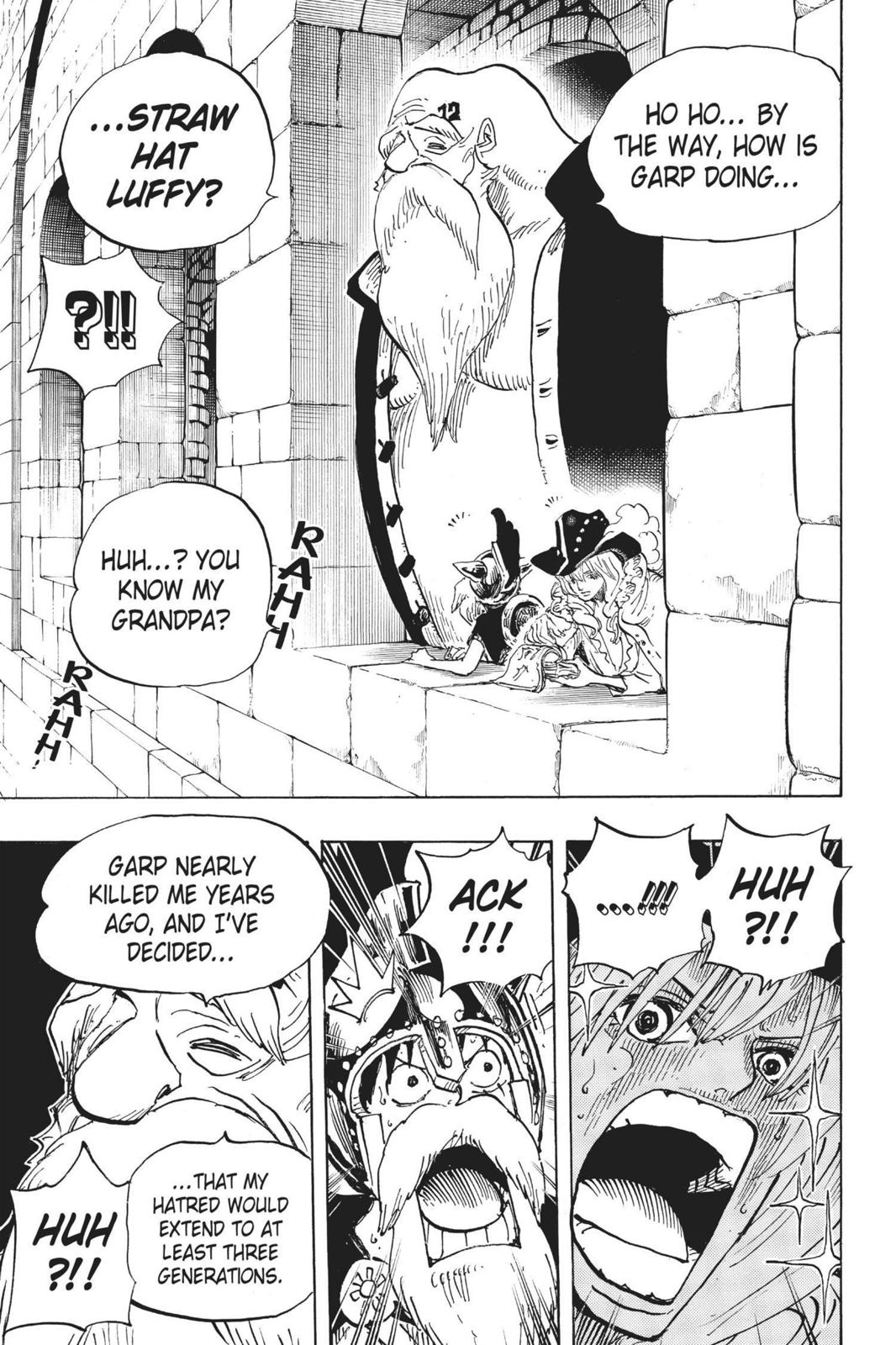 One Piece, Chapter 707 image 017