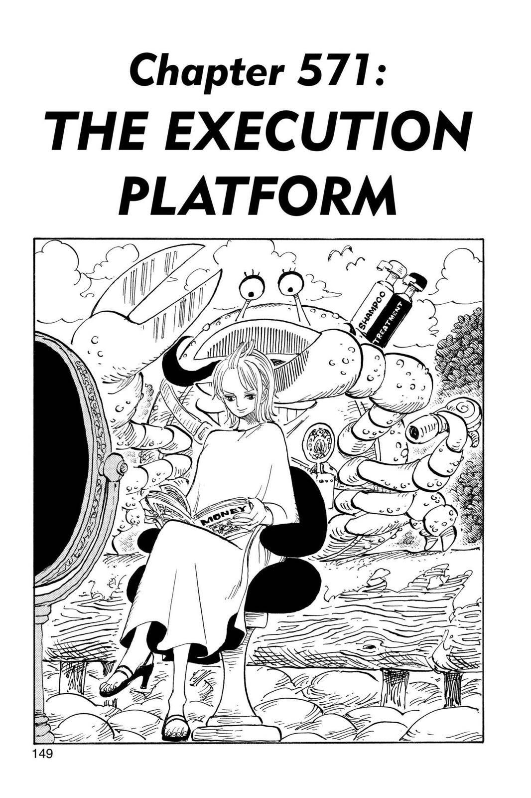 One Piece, Chapter 571 image 001