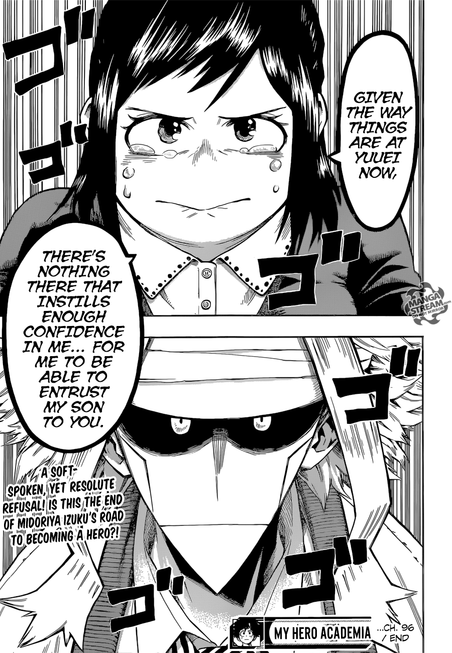 My Hero Academia, Chapter 96 image 020