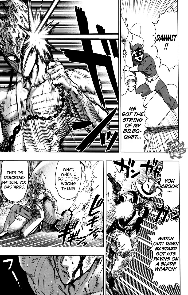 One Punch Man, Chapter Onepunch-Man 82 image 014