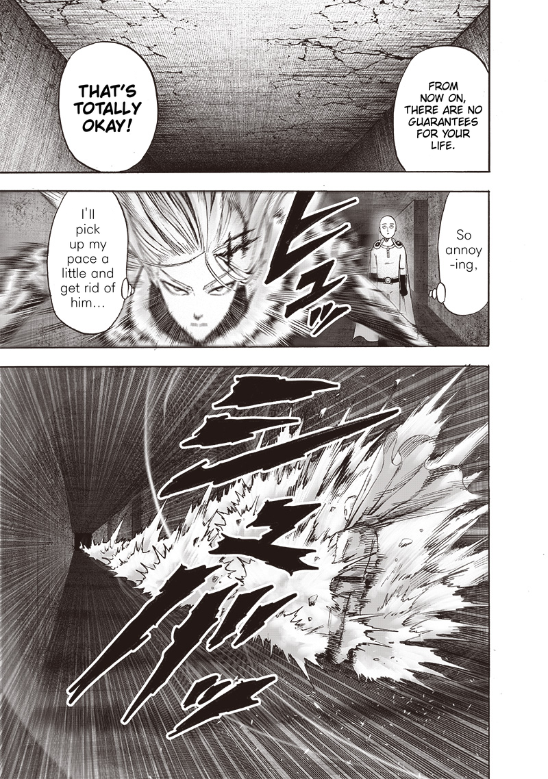 One Punch Man, Chapter One-Punch Man 115 image 027