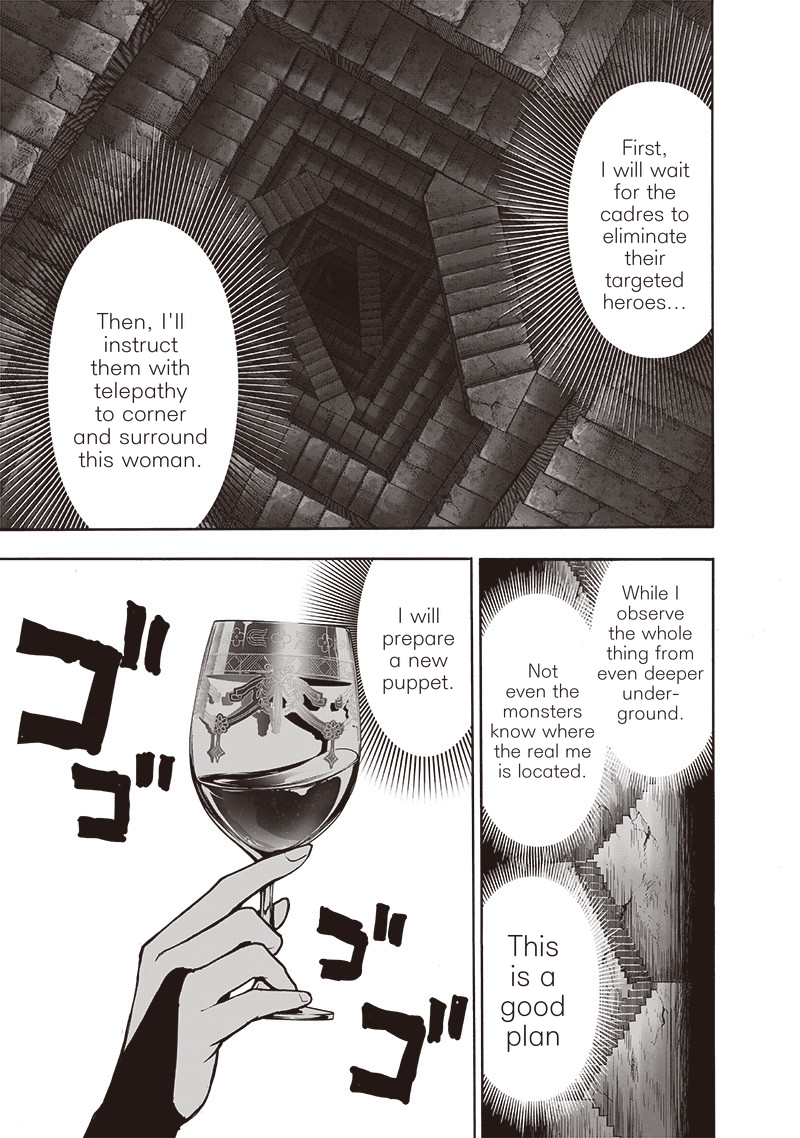 One Punch Man, Chapter One-Punch Man 123 image 018