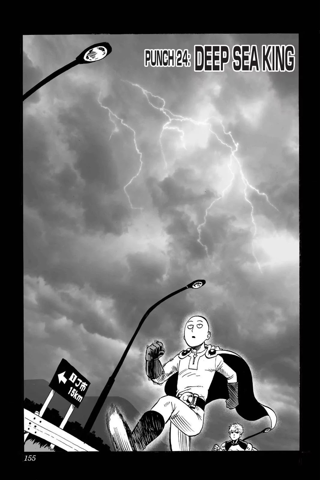 One Punch Man, Chapter Onepunch-Man 24 image 001