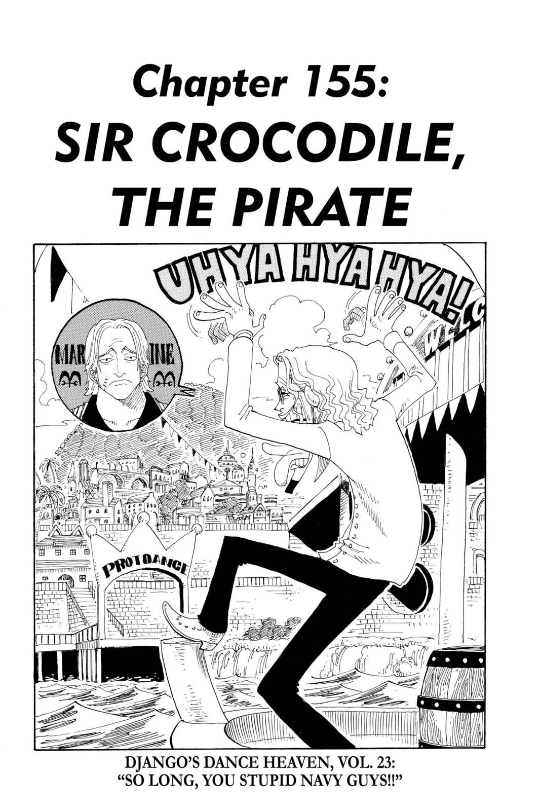 One Piece, Chapter 155 image 001
