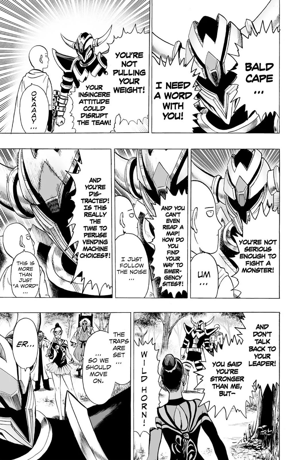 One Punch Man, Chapter Onepunch-Man 61.5 image 014