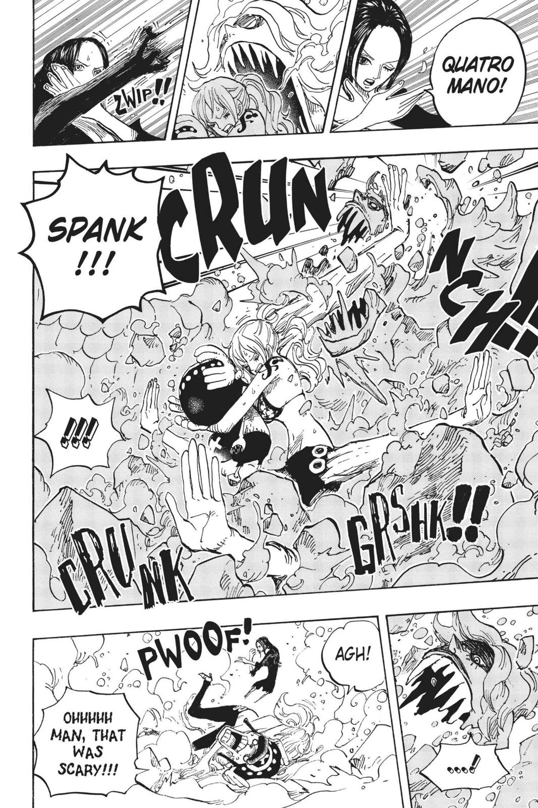 One Piece, Chapter 686 image 012