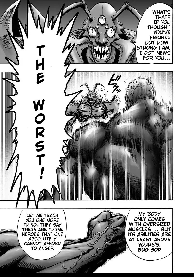 One Punch Man, Chapter Onepunch-Man 106 image 008