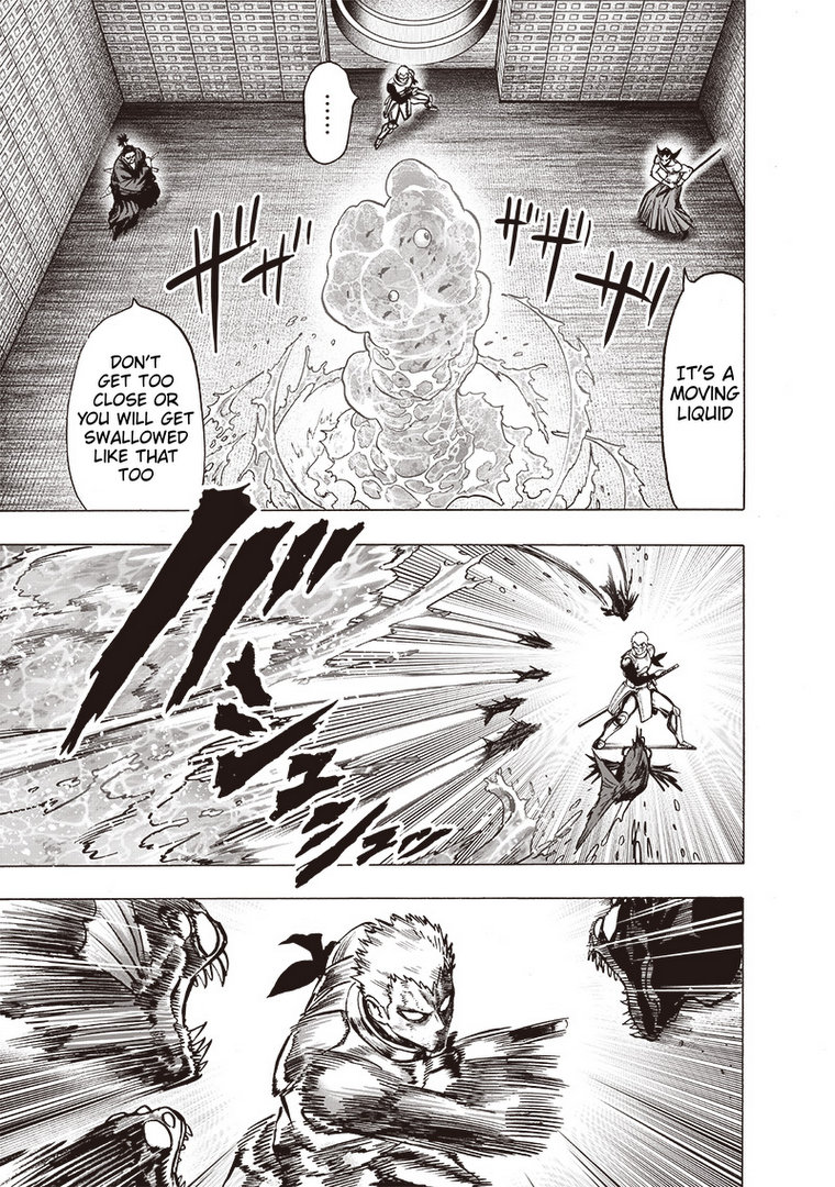 One Punch Man, Chapter One-Punch Man 114 image 018