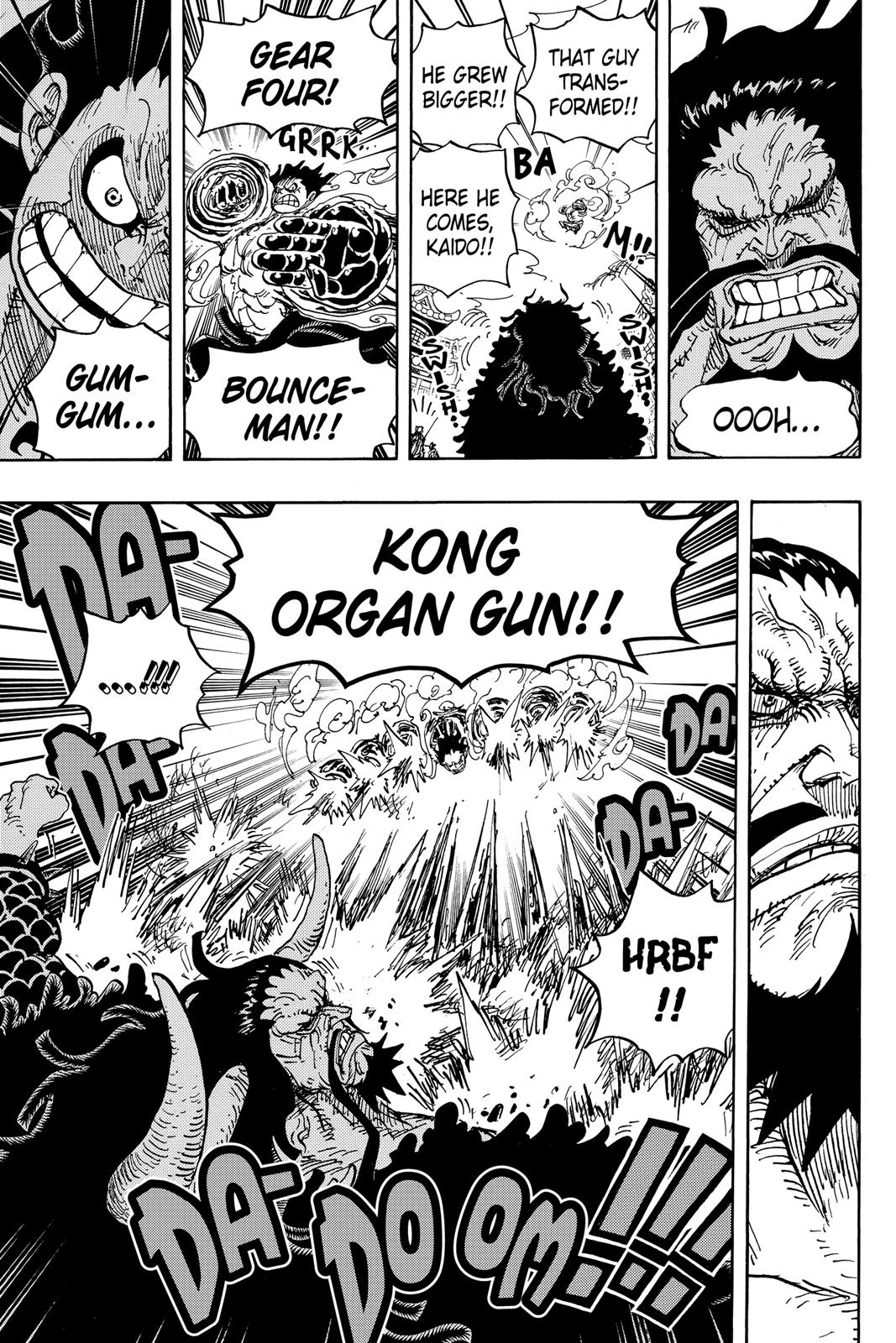 One Piece, Chapter 923 image 011