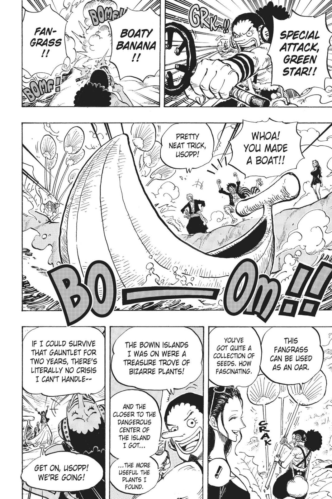 One Piece, Chapter 659 image 006