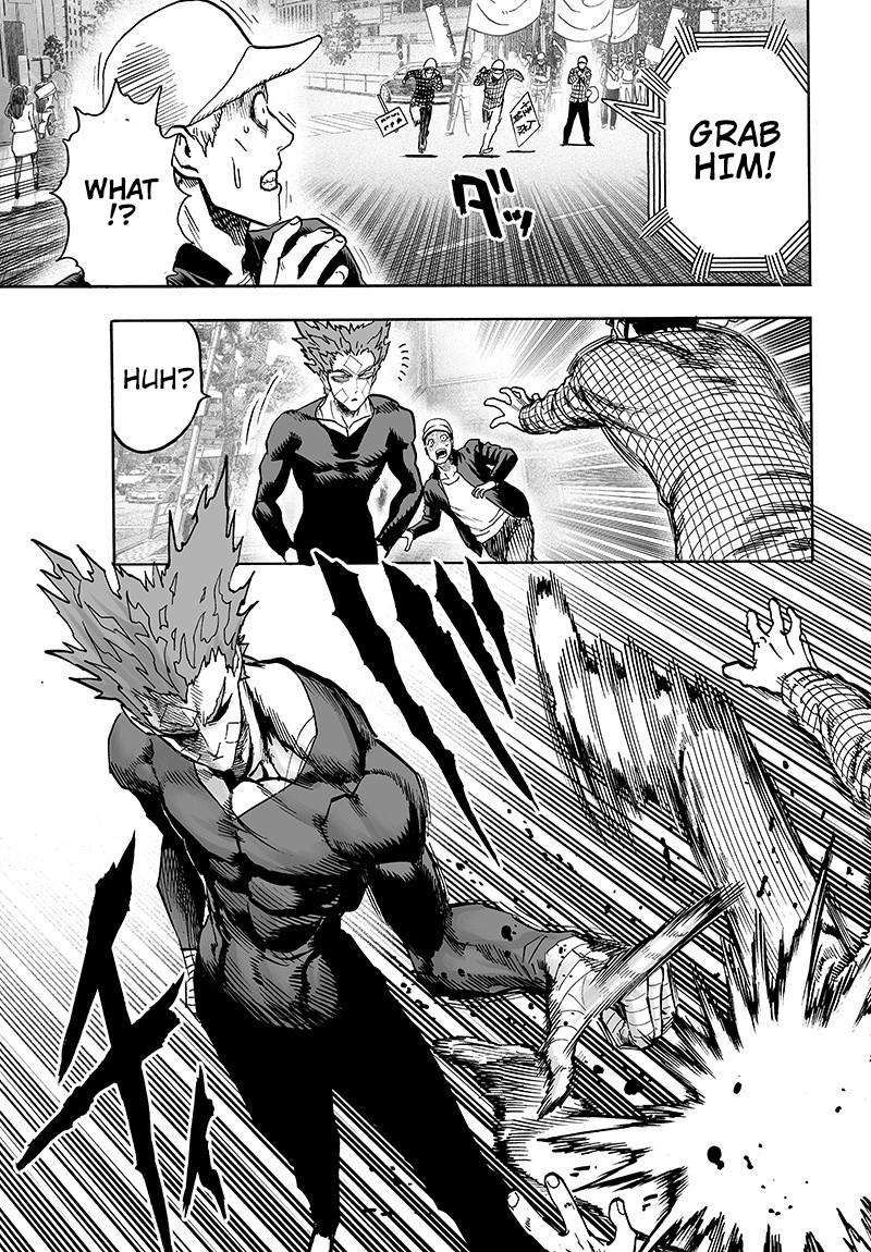 One Punch Man, Chapter Onepunch-Man 87 image 003