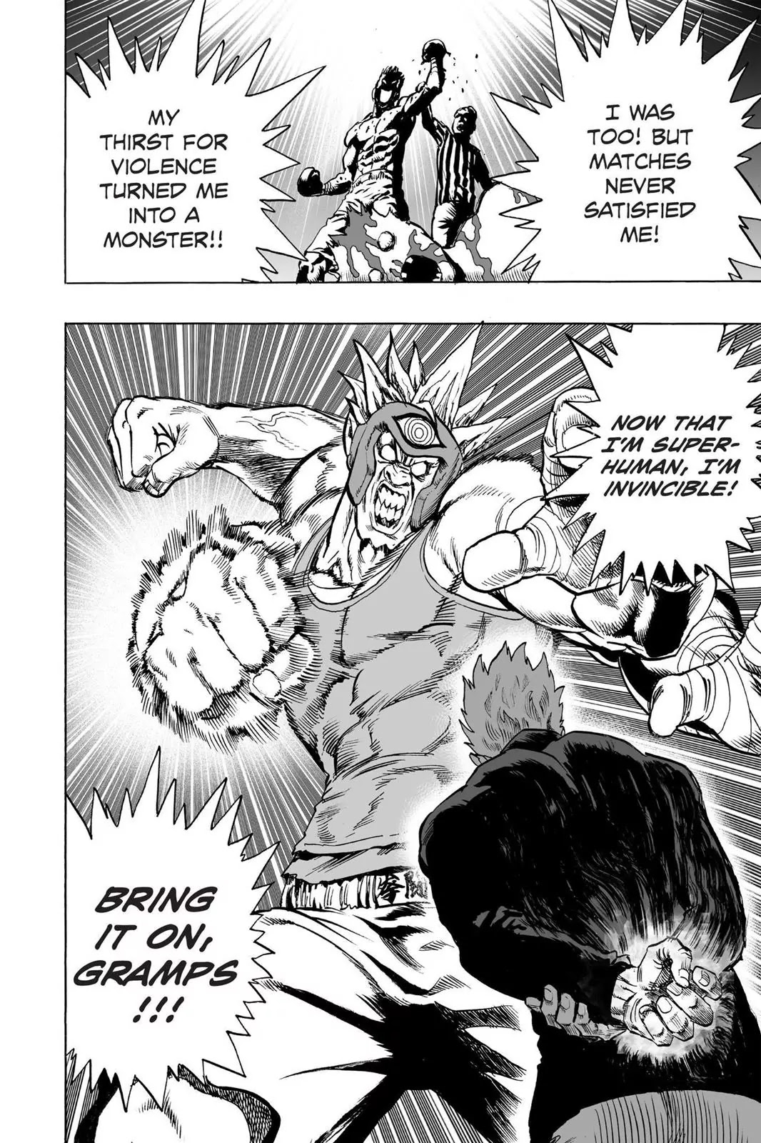 One Punch Man, Chapter Onepunch-Man 60 image 022