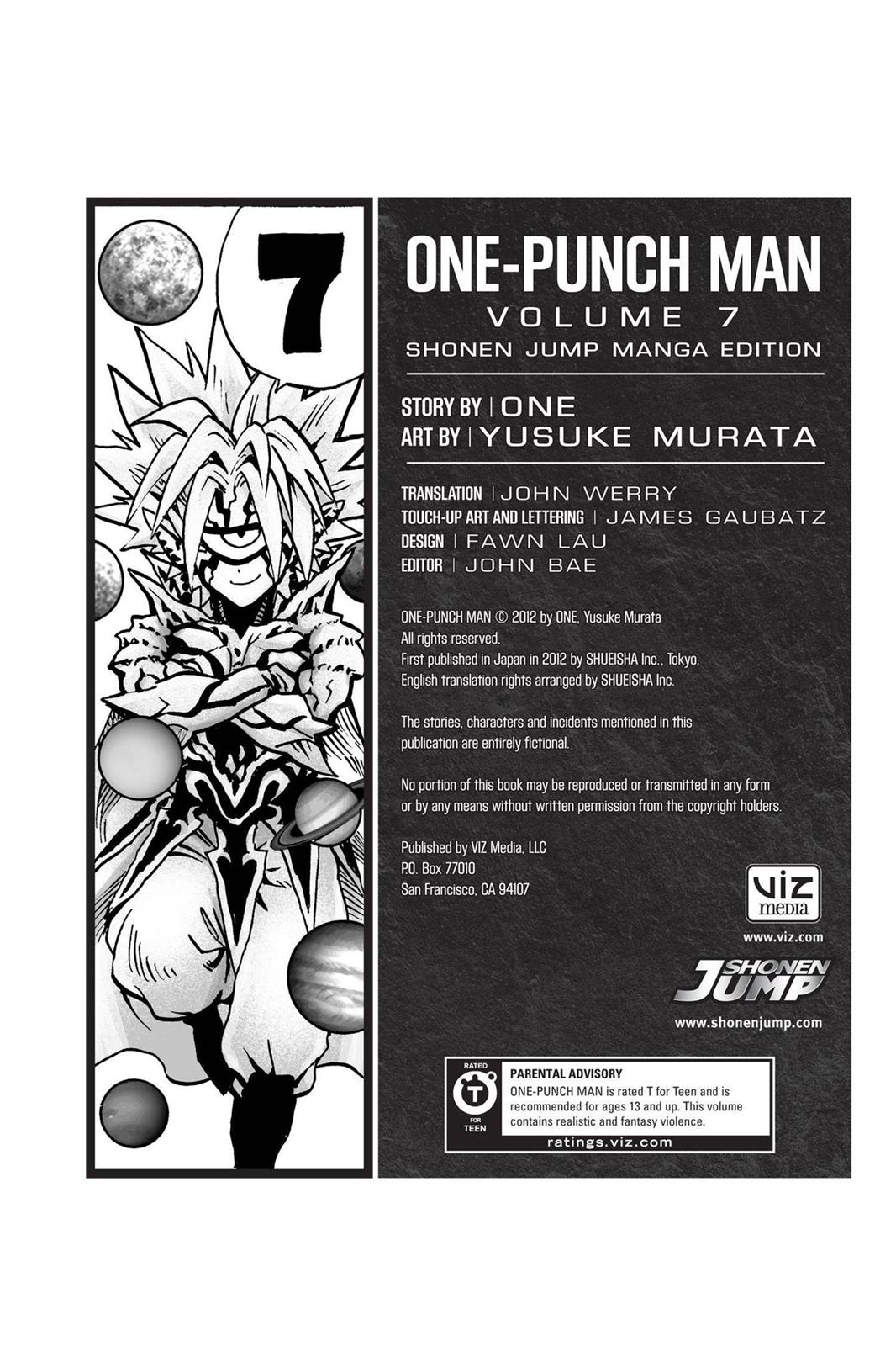 One Punch Man, Chapter Onepunch-Man 37.7 image 034