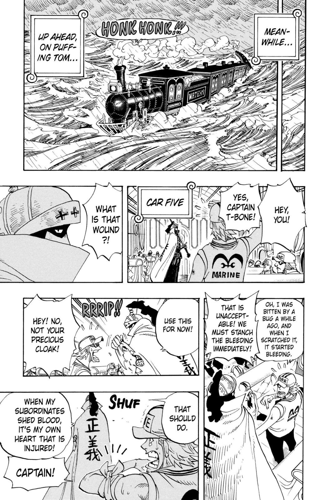 One Piece, Chapter 366 image 015