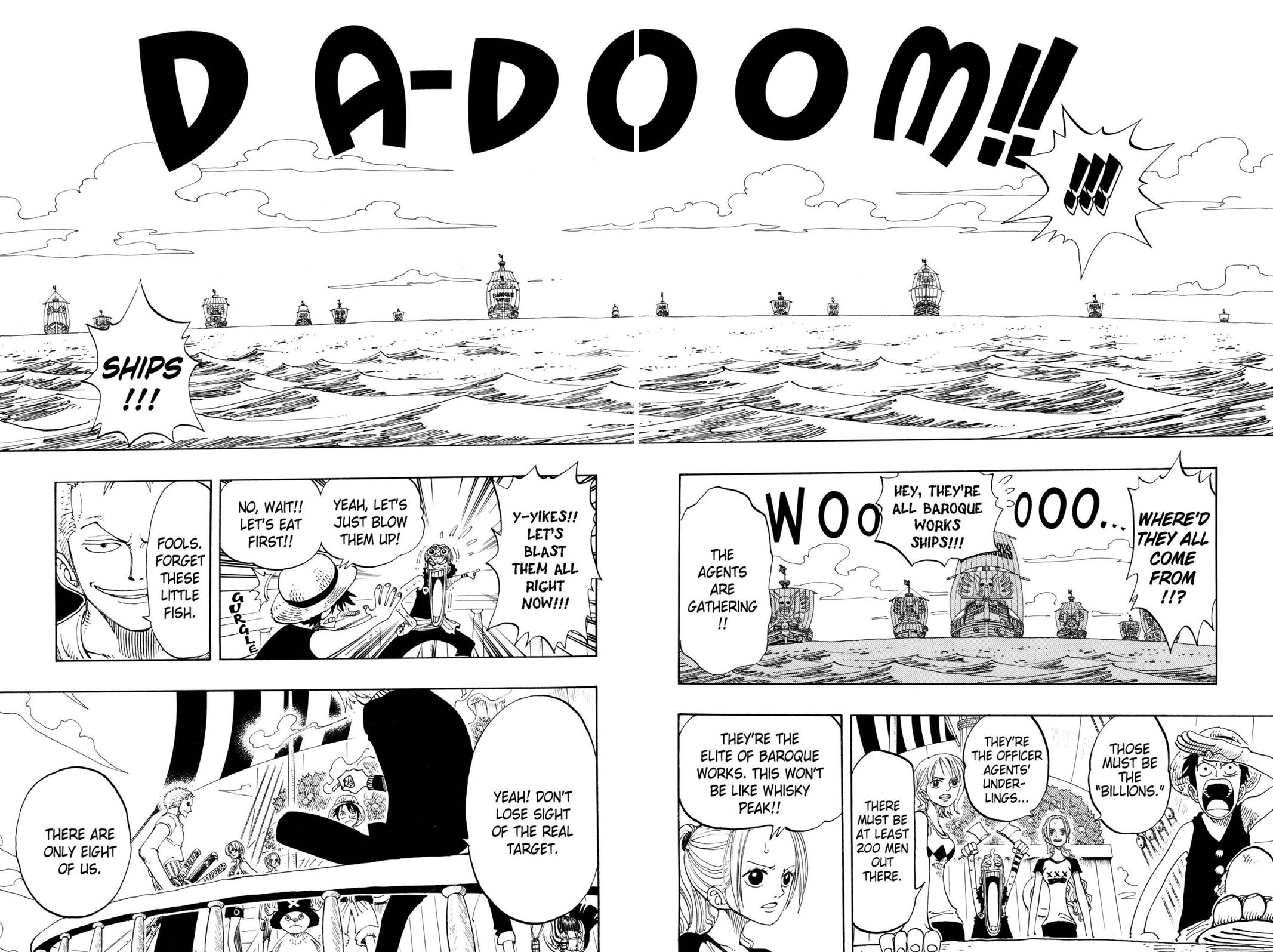 One Piece, Chapter 157 image 006