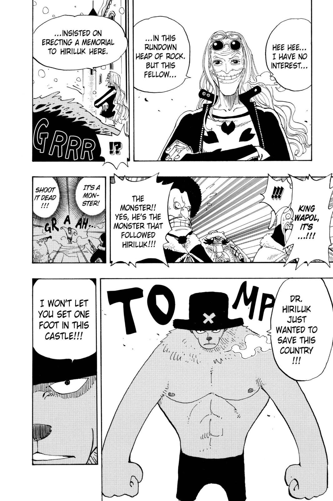 One Piece, Chapter 146 image 014