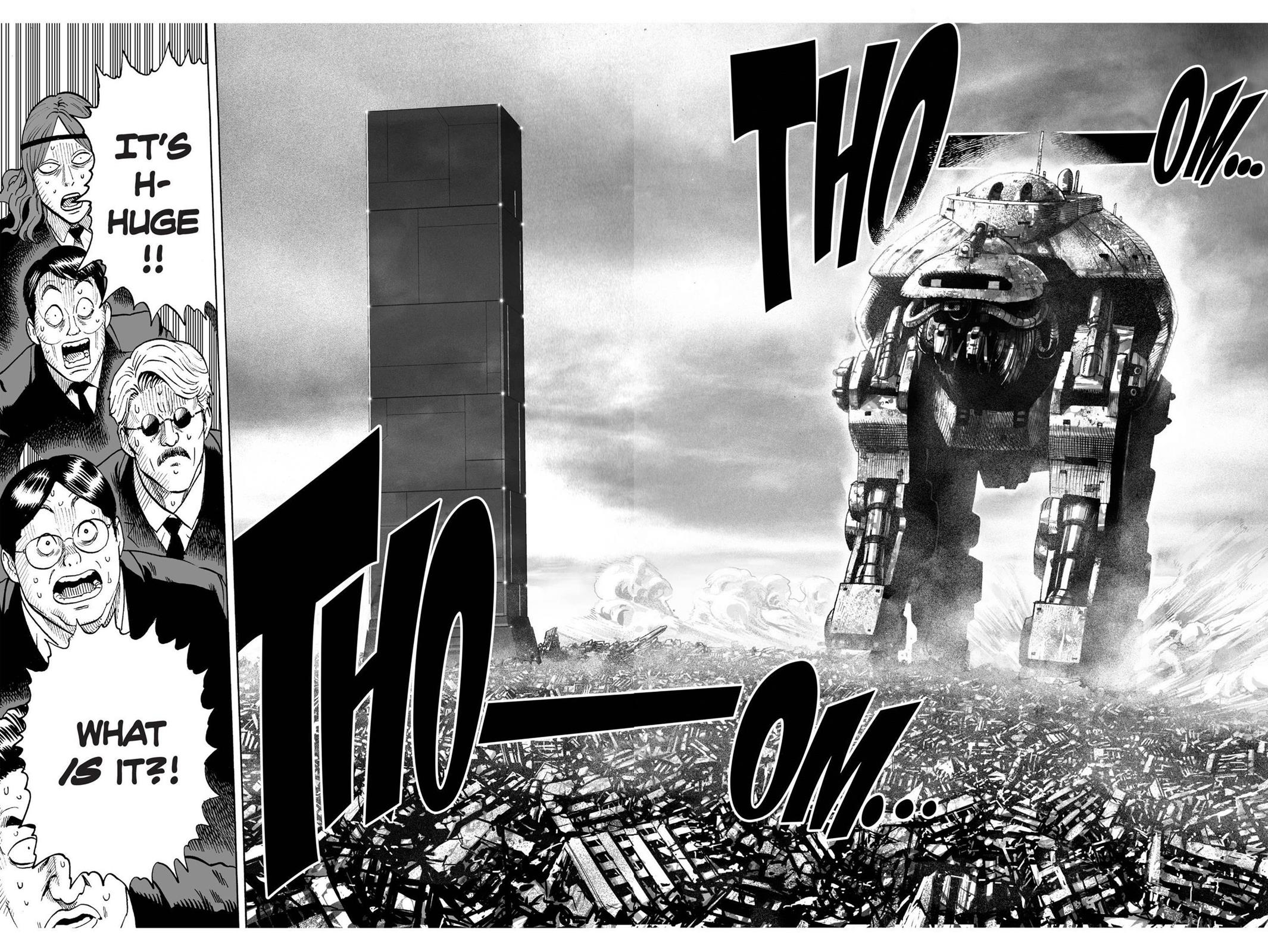 One Punch Man, Chapter Onepunch-Man 37.5 image 006