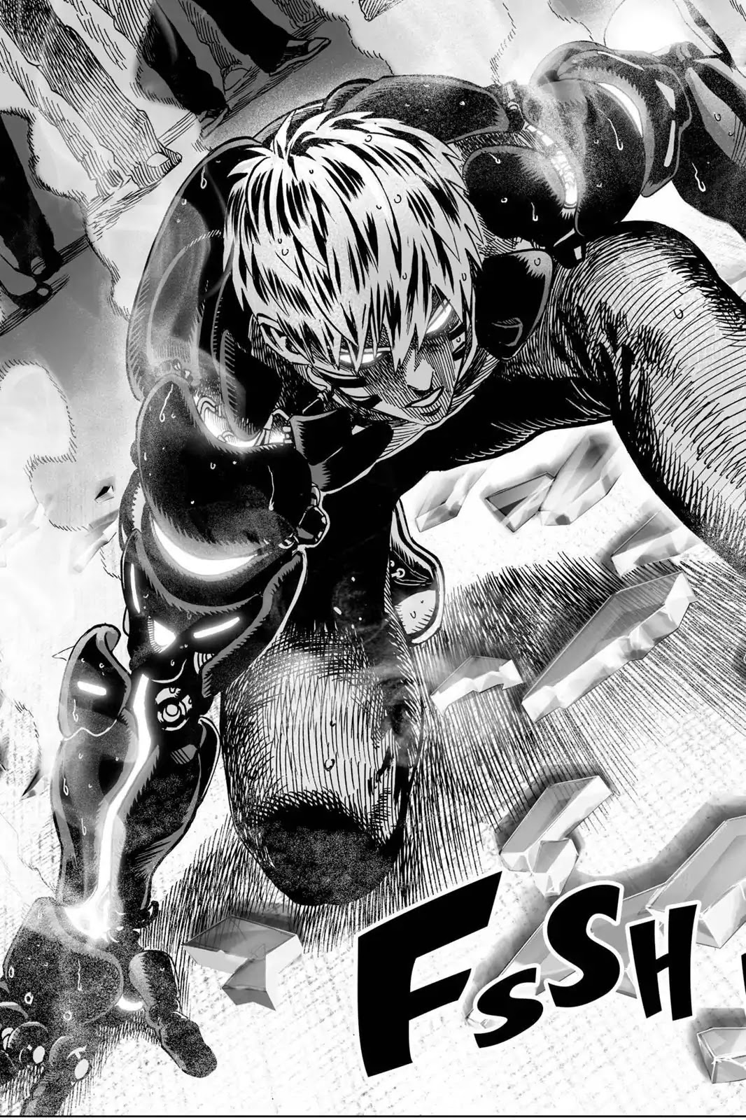 One Punch Man, Chapter Onepunch-Man 26 image 013