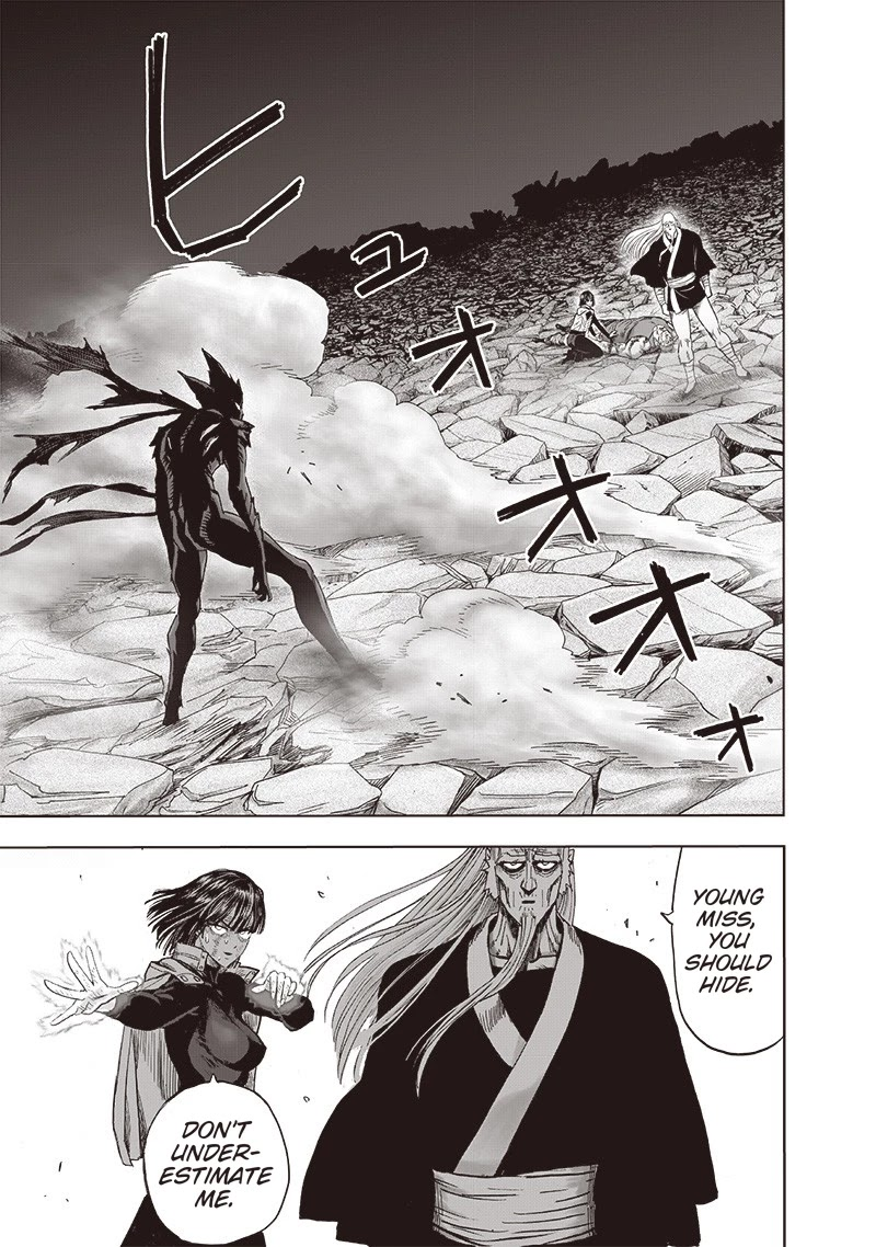 One Punch Man, Chapter 146 image 029