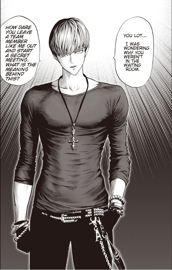 One Punch Man, Chapter Onepunch-Man 93 image 014