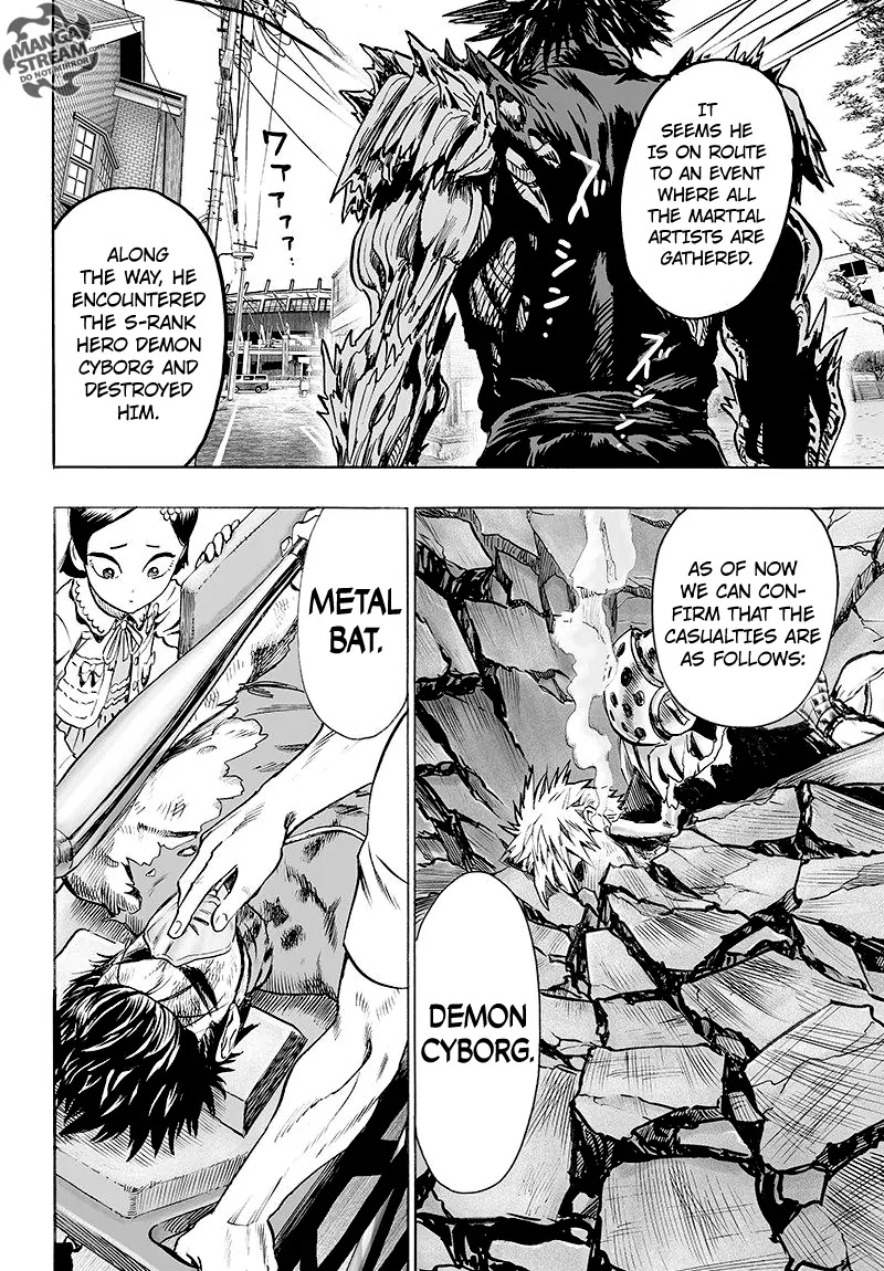 One Punch Man, Chapter Onepunch-Man 66 image 024