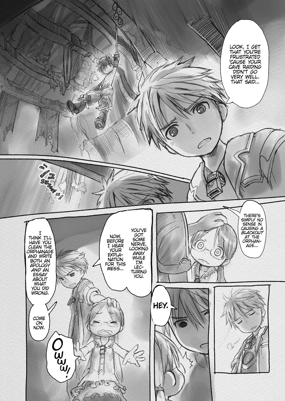 Made In Abyss, Chapter Hello,Abyss 3 image 010