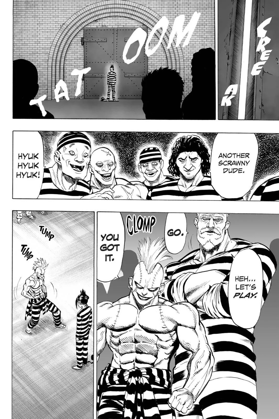 One Punch Man, Chapter Onepunch-Man 24 image 028