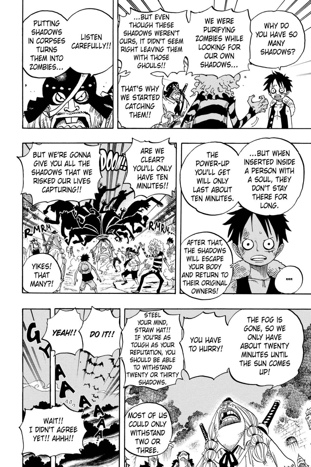 One Piece, Chapter 476 image 006