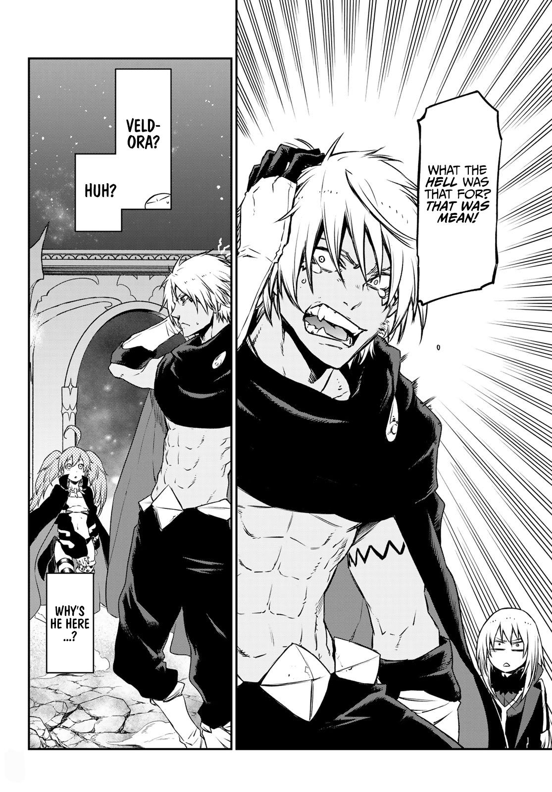 That Time I Got Reincarnated As A Slime, Chapter 83 image 020