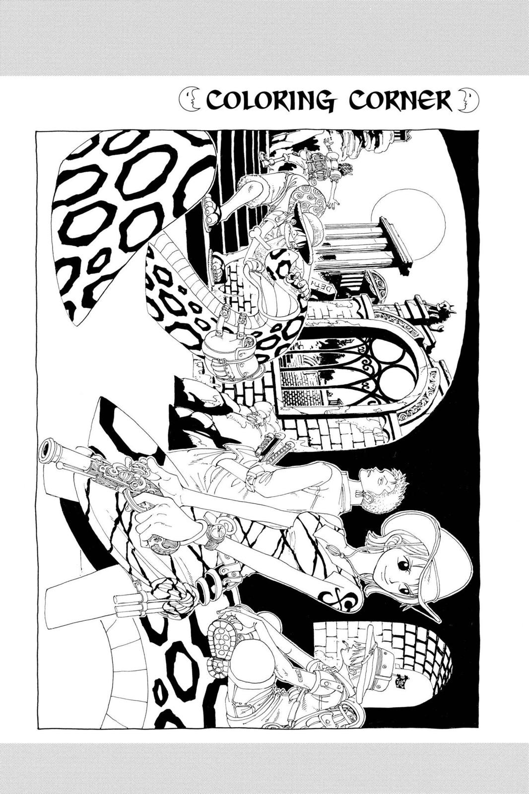 One Piece, Chapter 120 image 020
