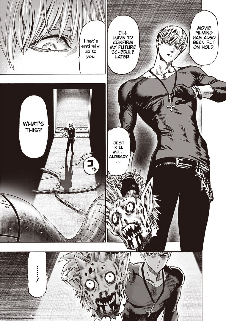 One Punch Man, Chapter 113 image 013