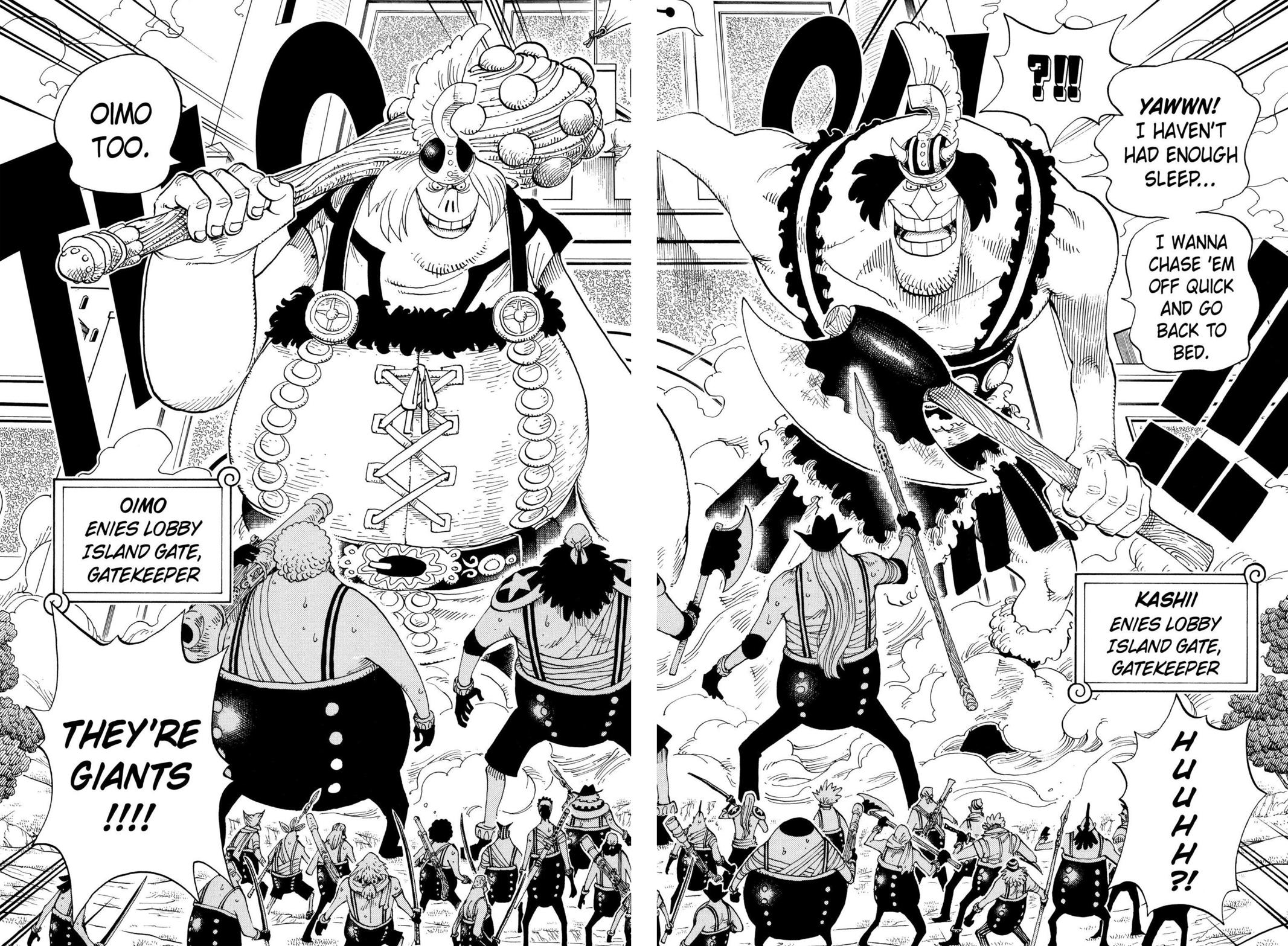 One Piece, Chapter 377 image 016