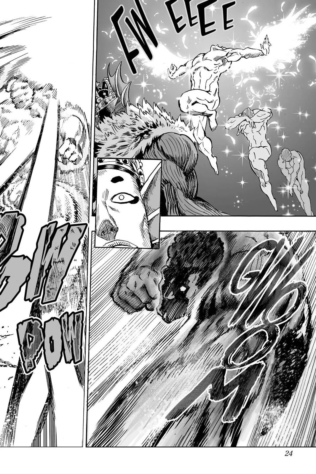 One Punch Man, Chapter Onepunch-Man 25 image 025