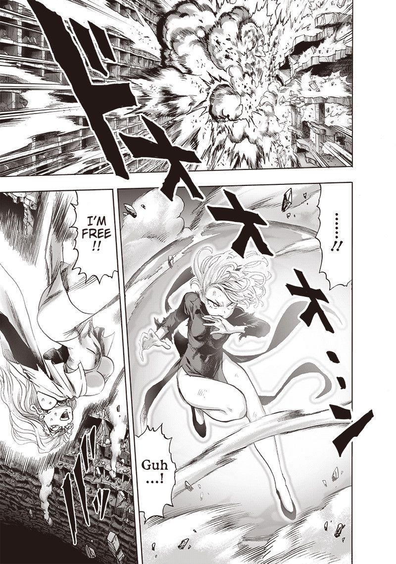 One Punch Man, Chapter One-Punch Man 127.2 image 032