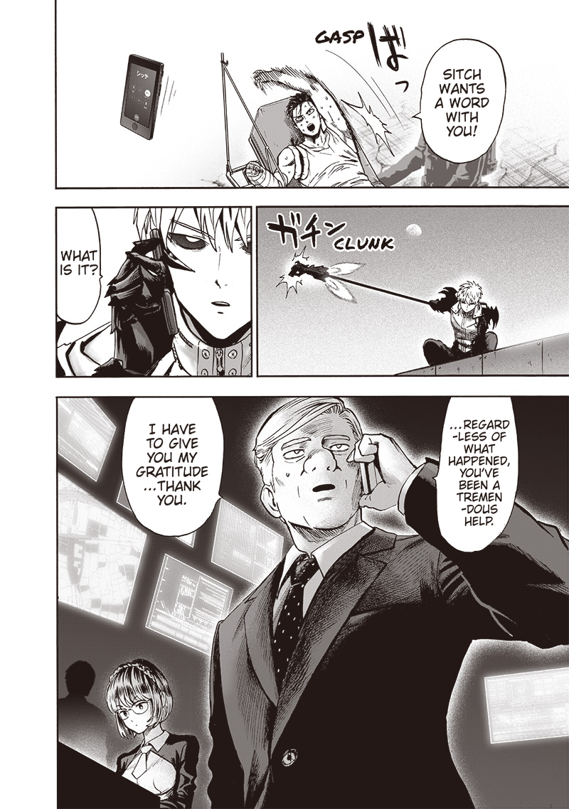 One Punch Man, Chapter One-Punch Man 120 image 016