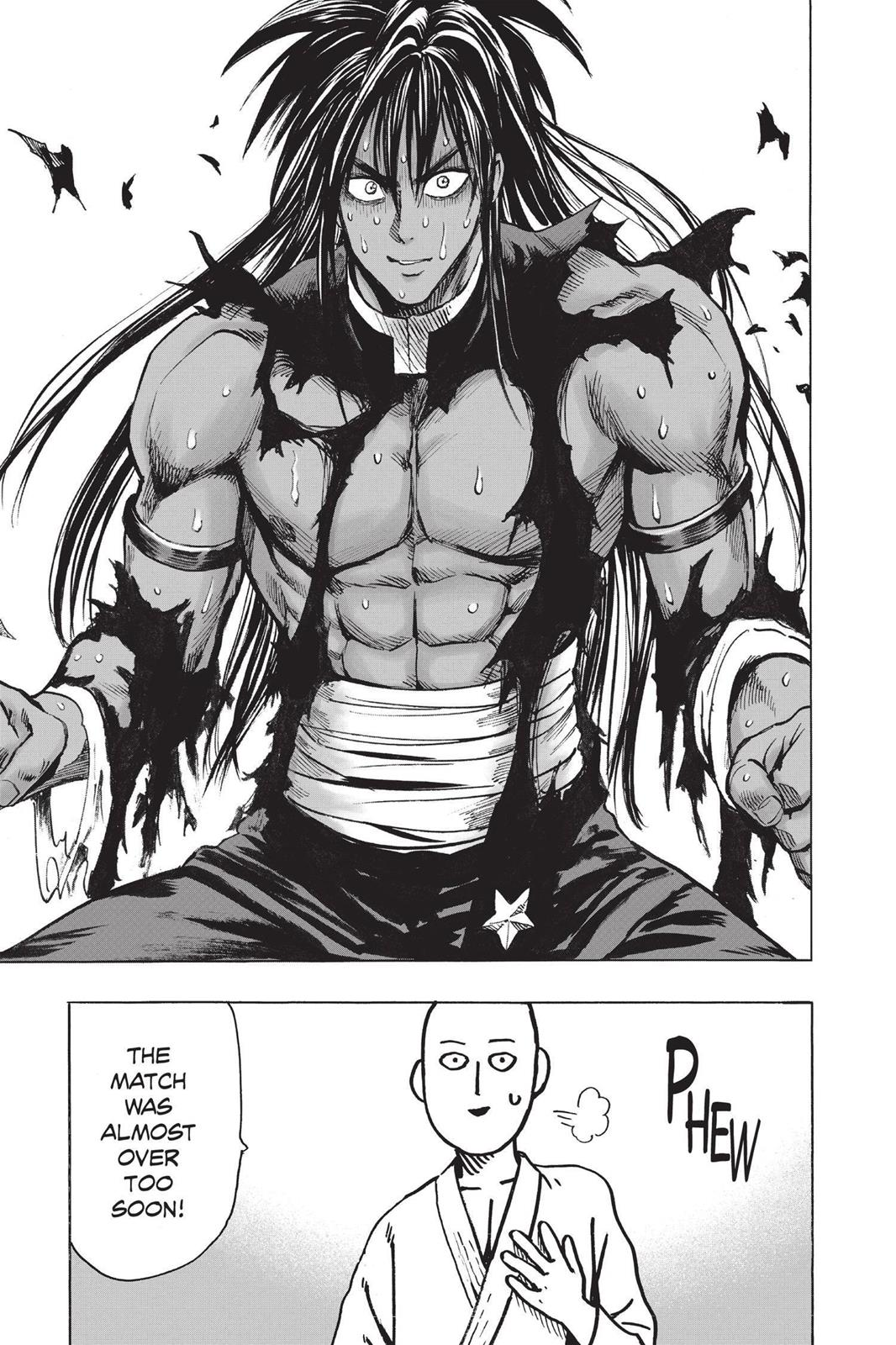 One Punch Man, Chapter Punch 70 image 053