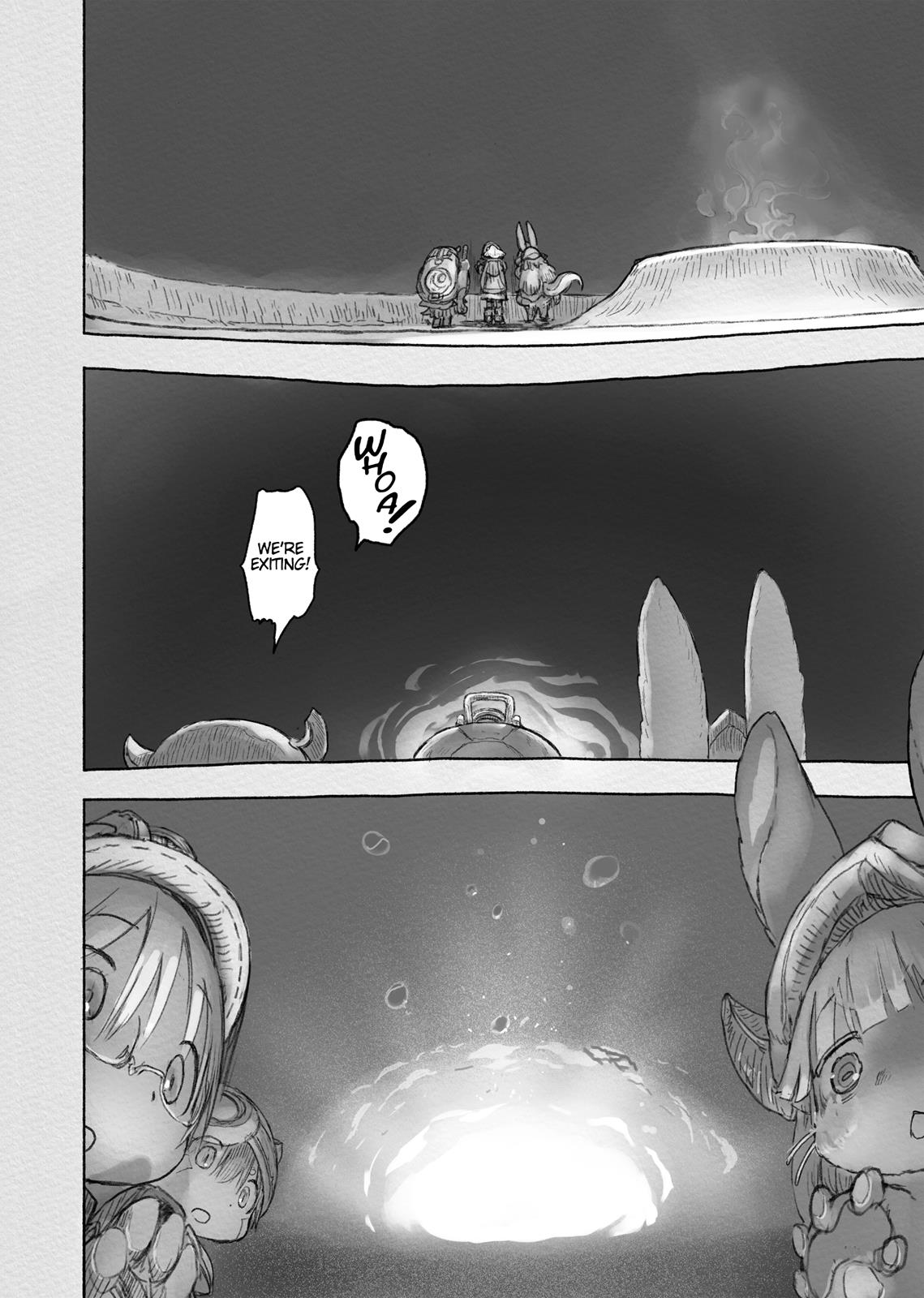 Made In Abyss, Chapter Hello,Abyss 39 image 015